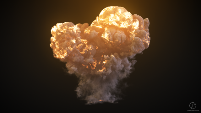 realistic explosion visual effects cgi fumefx