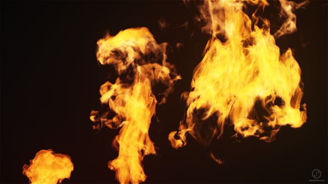 fireball fumefx fire visual effects
