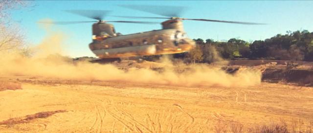 helicopter landing fumefx rotor wash vfx