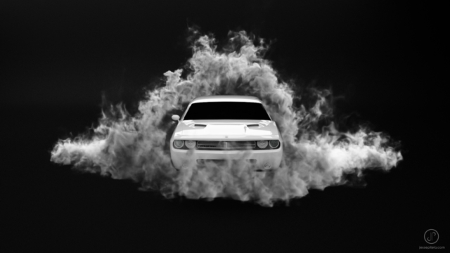 fumefx burnout smoke simulation