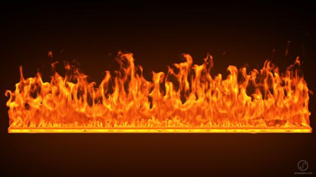 fumefx fire simulation vfx cgi