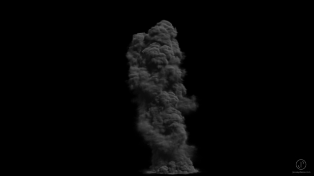 fumefx smoke simulation vfx