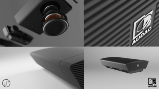 speaker system Product 3D Animation / Rendering / Visualization