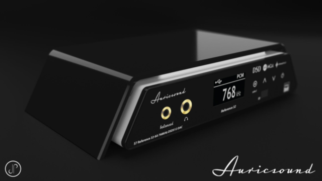 Audio amplifier Product 3D Animation / Rendering / Visualization