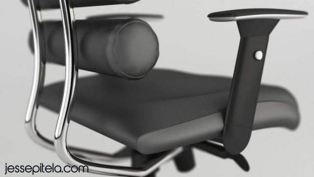 chair 3d product rendering visualization animation