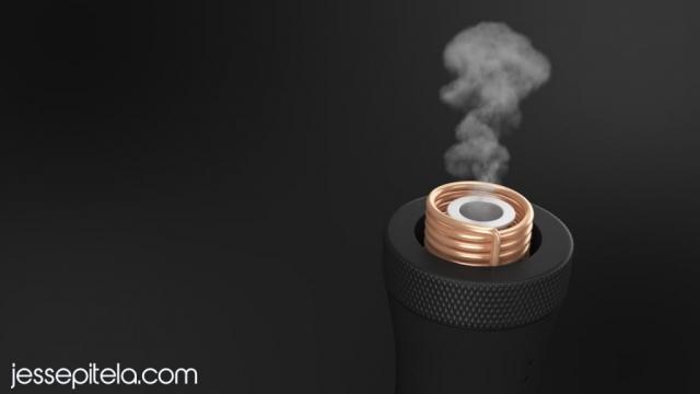 product 3d visualization smoke simulation rendering