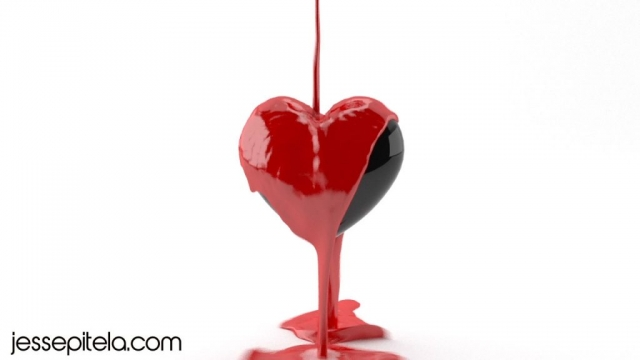 blood simulation visual effects 3D animation