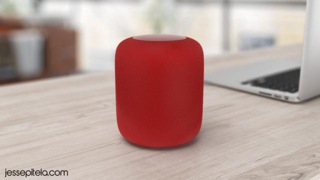 speaker product 3d rendering visualization