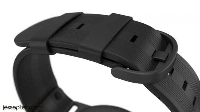 wearable 3D product rendering
