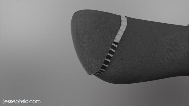 sock product 3d animation kickstarter